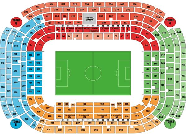 Билеты на Милан - Рома