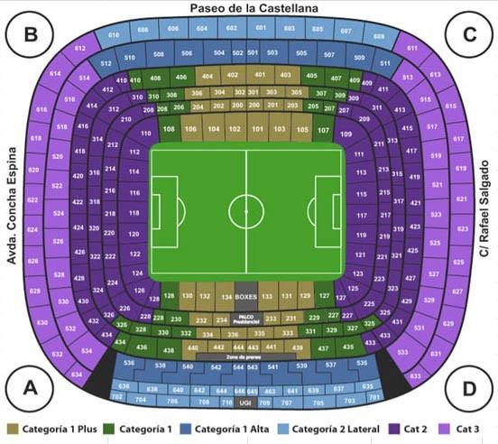 26 февраля 2020 1/8 финала Лиги чемпионов УЕФА матч Реал Мадрид - Манчестер Сити купить билеты