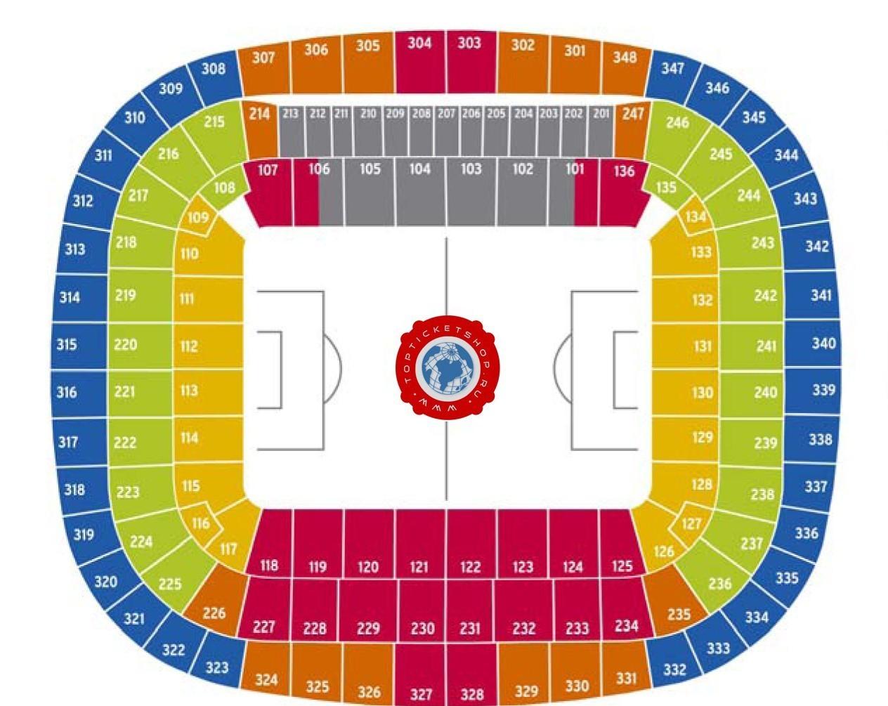 25 Апреля 2018 1/2 финала Лиги чемпионов УЕФА матч Бавария - Реал купить билеты