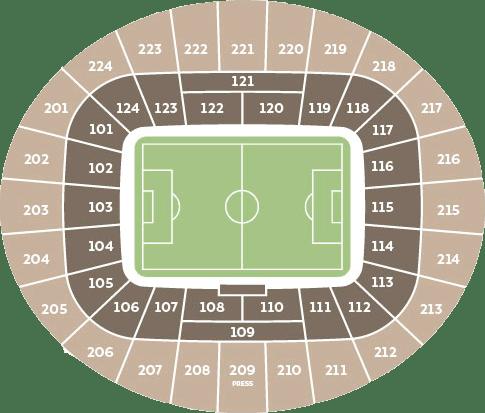 Билеты на Краснодар — Спартак 25 октября 2020