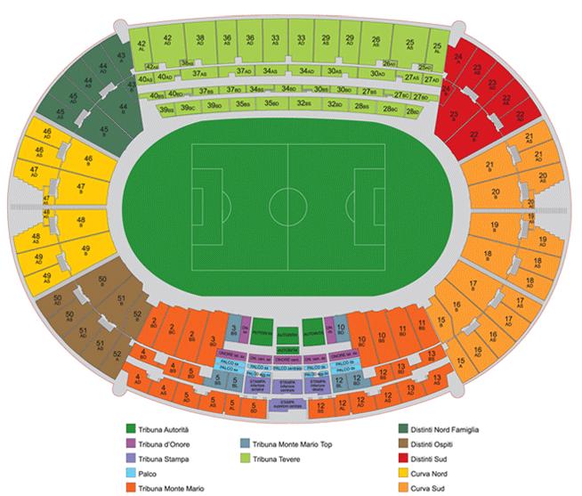 матч Рома - Ювентус купить билеты
