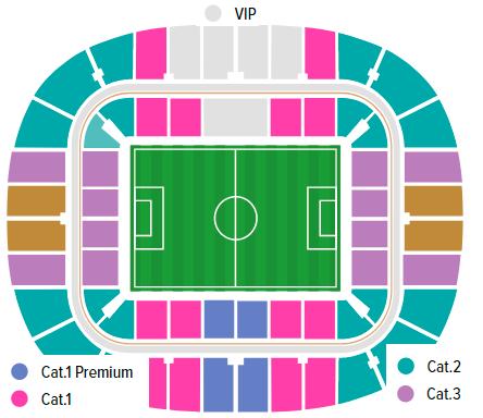 11 Ноября 2017 товарищеский матч Россия Аргентина купить билеты
