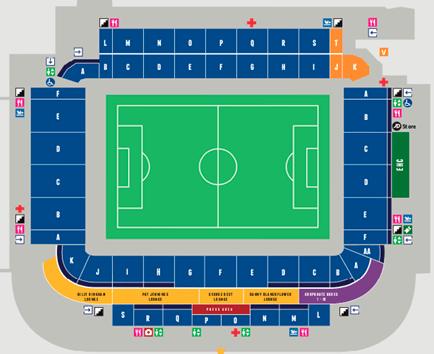 """Суперкубок УЕФА 2021 года пройдет на стадионе """"Уиндзор Парк"""" в Белфасте, Северная Ирландия"""