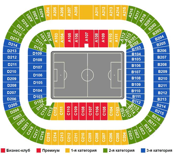 Билеты на Зенит — Ювентус 20 октября 2021
