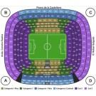 1 Марта 2020 матч чемпионата Испании Реал - Барселона купить билеты